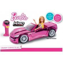 Barbie Машина Барби на радиоуправлении кабриолет 14300