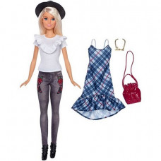 Barbie FJF68 Барби-модница. Happy Hipster