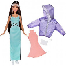 Barbie FJF71 Барби-модница. Sweet & Sporty