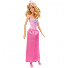 Barbie кукла Принцесса Розовая