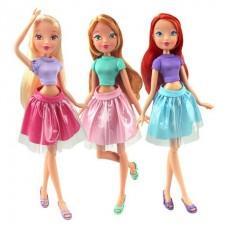 """Кукла Winx Club """"Городская магия-2"""", в ассортименте"""
