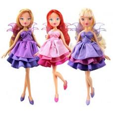 """Кукла Winx Club """"Волшебное платье"""", в асс."""