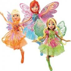 """Кукла Winx Club """"Баттерфликс-2. Двойные крылья"""", в ассортименте"""