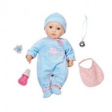 Кукла-мальчик Baby Annabell многофункциональная 43см, Zapf Creation