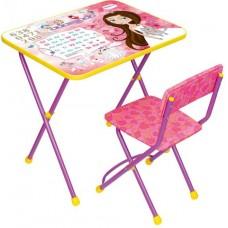 Набор детской мебели Маленькая принцесса