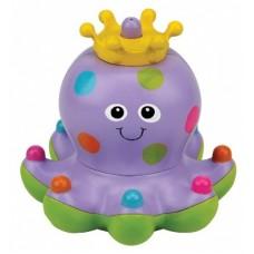 Осьминожка Клёпа игрушка для ванны