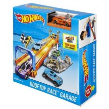 "DRB29 Трек Hot Wheels ""Гонка на крыше"""