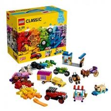 Конструктор Лего Классик Lego Classic Модели на колёсах  10715