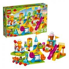 Lego Duplo Большой парк аттракционов