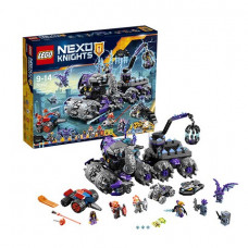 Lego Nexo Knights Штурмовой разрушитель Джестро