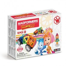 Magformers Fixie WOW set 16 (Фиксики)