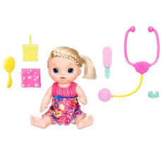 Hasbro Baby Alive Малышка у врача