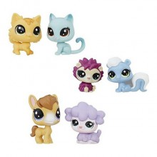 Littlest Pet Shop Зверюшка 2 пета асс.