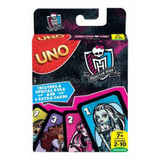 "CJM75 Mattel Games. UNO ""Monster High"""