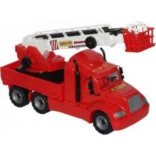 Игрушка пожарная машина Майк (в сеточке)