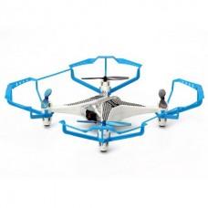 Квадрокоптер Селфи на р/у с камерой (синий)