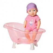 Baby Annabell Кукла с ванночкой, 30 см 700-044