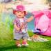 Zapf Creation Baby born Одежда для отдыха на природе