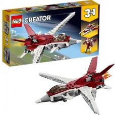 Лего Криэйтор Истребитель будущего 31086
