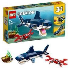 Конструктор Lego Creator 31088 Конструктор Обитатели морских глубин