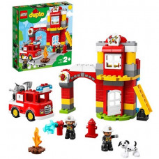 Lego Duplo 10903 Конструктор Пожарное депо