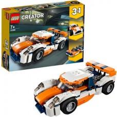 Конструктор Лего Криэйтор 31089 Конструктор Оранжевый гоночный автомобиль