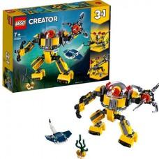 Конструктор Лего Криэйтор 31090 Конструктор Робот для подводных исследований