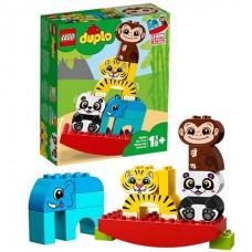 Lego Duplo Мои первые цирковые животные 10884