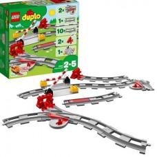 LEGO DUPLO Рельсы и стрелки 10882