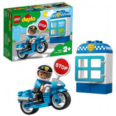 Lego Duplo 10900 Конструктор Полицейский мотоцикл