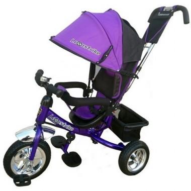 """Велосипед трехколесный """"Lexus Trike"""" фиолетовый"""