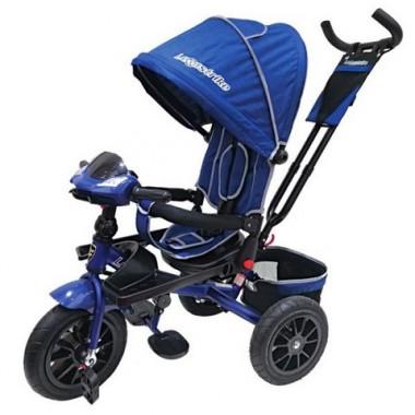 "Велосипед трехколесный ""Lexus Trike"" темно-синий"