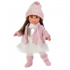 LLORENS: Кукла Сара шатенка