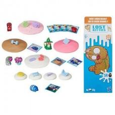 Игровой набор Hasbro Lost Kitties 5 КОТИКОВ