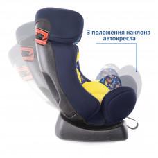 """Детское автомобильное кресло SIGER ART """"Диона"""" в ассортименте"""