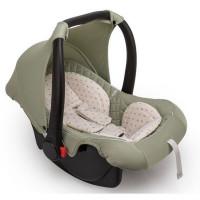 """Детское автомобильное кресло Happy Baby """"SKYLER V2"""" green  00-93943"""