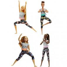 Барби Безграничные движения (в ассортименте) Mattel Barbie FTG80