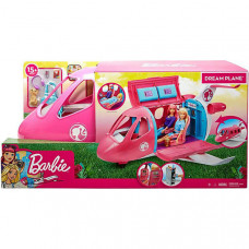 Mattel Barbie GDG76 Барби Самолет мечты