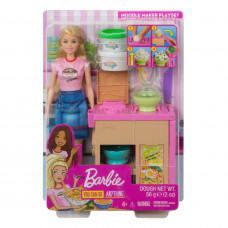 Barbie Барби Приготовление Лапши GHK43