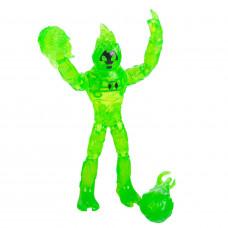 Ben 10 Фигурка 12.5 см, Человек-огонь из Омнитрикс