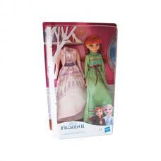 Hasbro Disney Princess E5500/E6908 ХОЛОДНОЕ СЕРДЦЕ 2 Анна с доп. нарядом