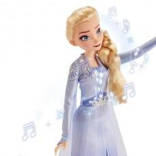 Hasbro Disney Frozen E5498/E6852 Поющая Кукла Эльза (ХОЛОДНОЕ СЕРДЦЕ 2)