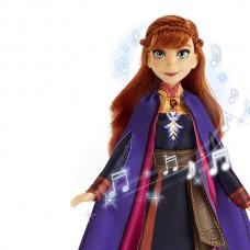 Hasbro Disney Frozen E5498/E6853 Поющая Кукла Анна (ХОЛОДНОЕ СЕРДЦЕ 2)