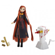 Hasbro Disney Princess E6950/E7003 ХОЛОДНОЕ СЕРДЦЕ 2 Магия причесок Анна