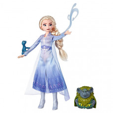Hasbro Disney Princess E5496/E6660 ХОЛОДНОЕ СЕРДЦЕ 2 Эльза с аксессуарами