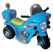 Мотоцикл BUGATI на аккумуляторе, голубой 01-12090