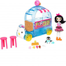 Enchantimals фургончик мороженого Прины Пингвины