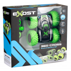 Машина 360 Кросс 2 зеленая