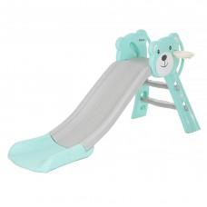 Детская горка Мишутка Turquoise/Бирюзовый Pituso