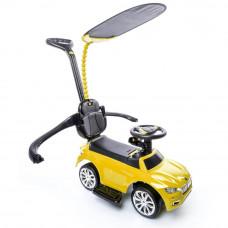 """Машина-каталка Happy Baby """"JEEPSY"""" yellow   00-93941"""